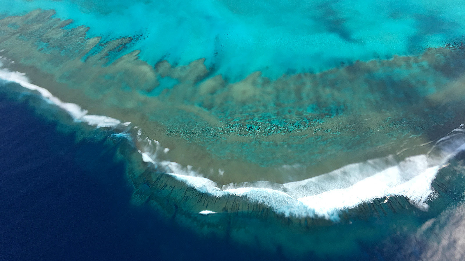 Wilde Westen: Die weltgrößte Lagune - bei Bourail seid ihr der Riffkante ganz nah! Foto: Hilke Maunder