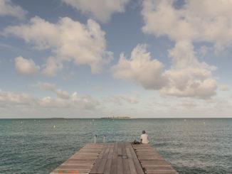 Neukaledonien: Anse Vata: Foto: Hilke Maunder, Angler
