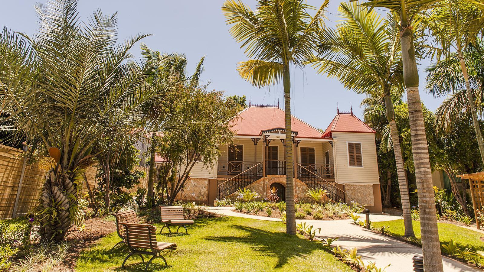 Nouméa: Die Maison Célières gilt als Musterbeispiel der Kolonialarchitektur. Foto: Hilke Maunder