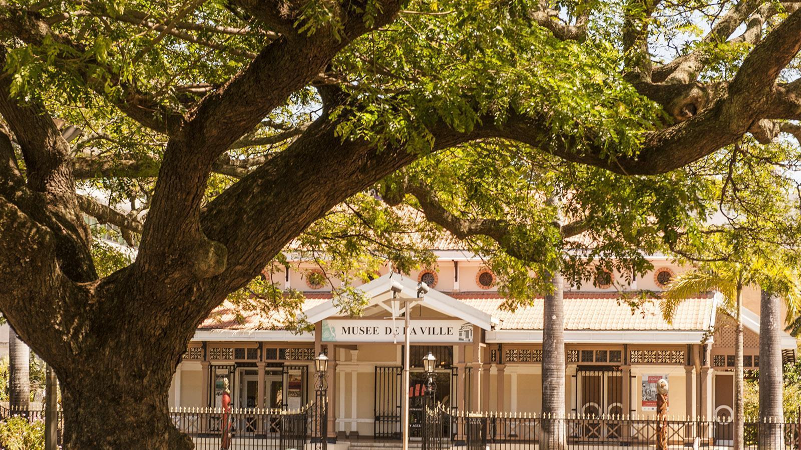 Das Stadtmuseum von Nouméa. Foto: Hilke Maunder