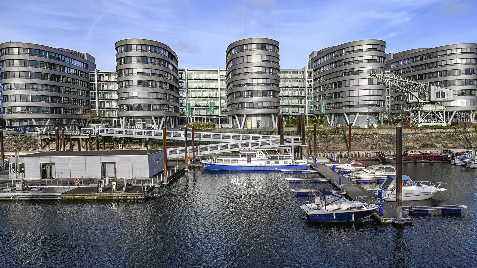 Duisburg, Five Towers. Foto: Hilke Maunder