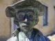 Das Gesicht eines cagots. Foto: Hilke Maunder