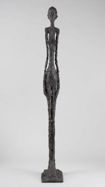 F_LaM_Alberto Giacometti _Grande femme I_copyright Fondantion Giacometti