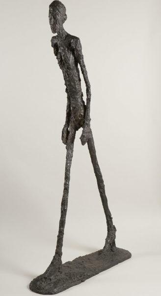 F_LaM_Alberto Giacometti_L'homme qui marche I_credits_Fondation Giacometti