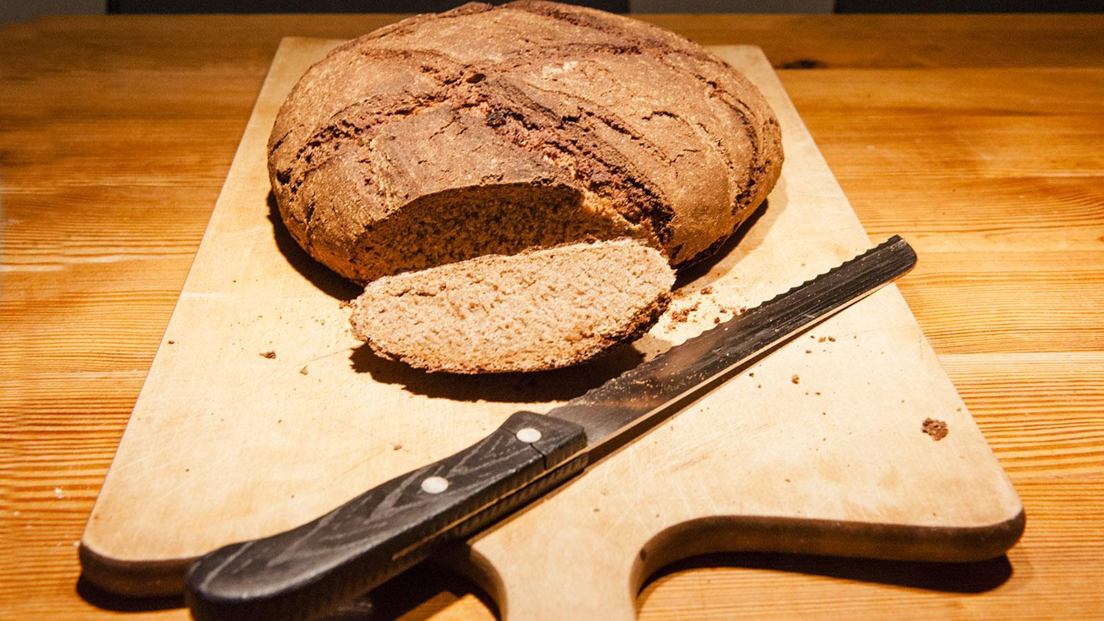 Pô Bouilli: das Brot ist gebacken! Foto: Hilke Maunder