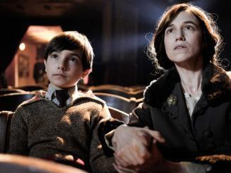 Frühes Versprechen: Romain Gary mit seiner Mutter. Copyright: Pressebild Camino-Filmverleih