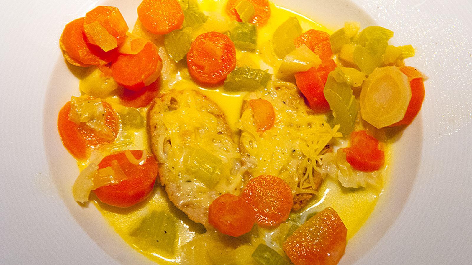 Soupe Savoyarde: lecker, gesund - und wärmt durch! Foto: Hilke Maunder
