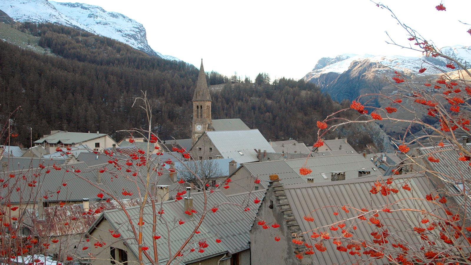 Pô Bouilli: Seine Heimat ist Villar d'Aréne – ein kleines, sehr ursprüngliches Bergdorf der Hautes-Alpes der Provence. Foto: Office de