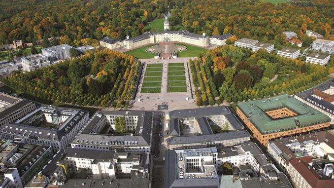 Karlsruhe: das Schloss. credits_KTG Karlsruhe Tourismus GmbH