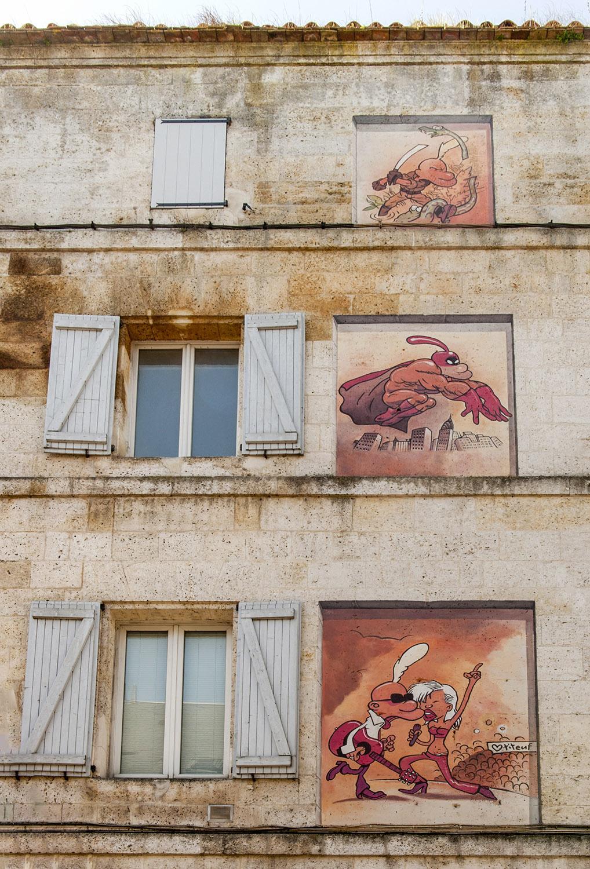 Angouleme: Comic. Foto: Hilke Maunder