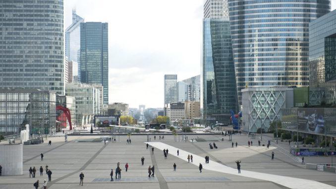 La Défense. Foto: Hilke Maunder