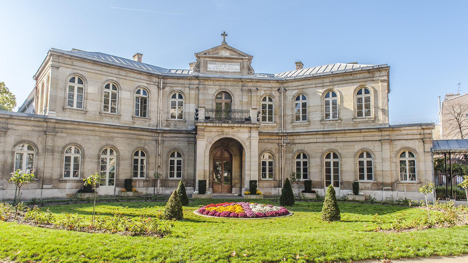 Faubourg Saint-Antoine: die Maison Eugène Napoléon.. Foto: Hilke Maunder