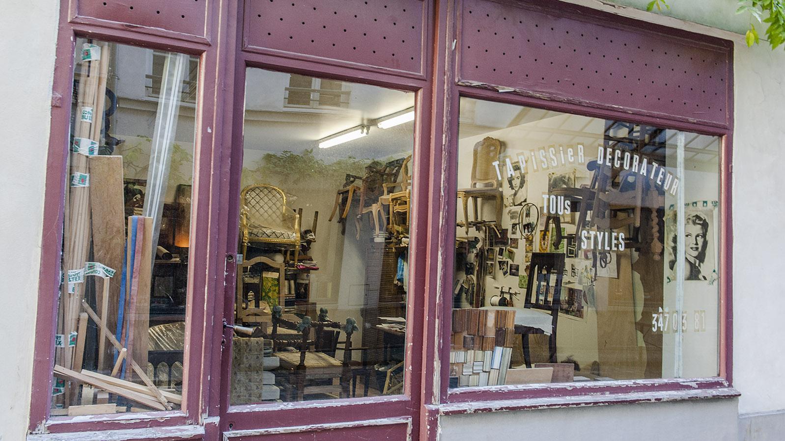 Faubourg St-Antoine, Foto: Hilke Maunder