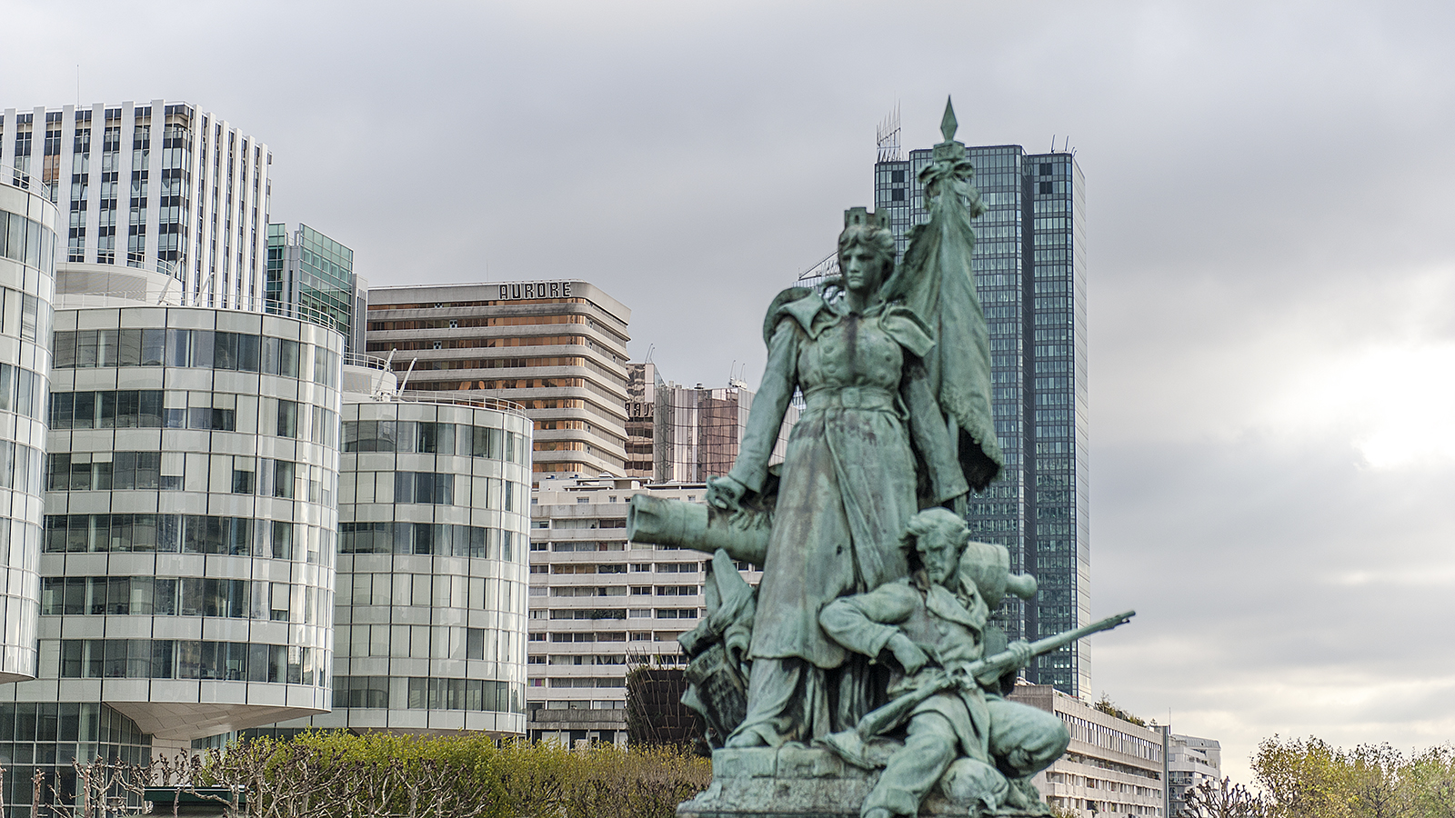 La Défense de Paris. Foto: Hilke Maunder