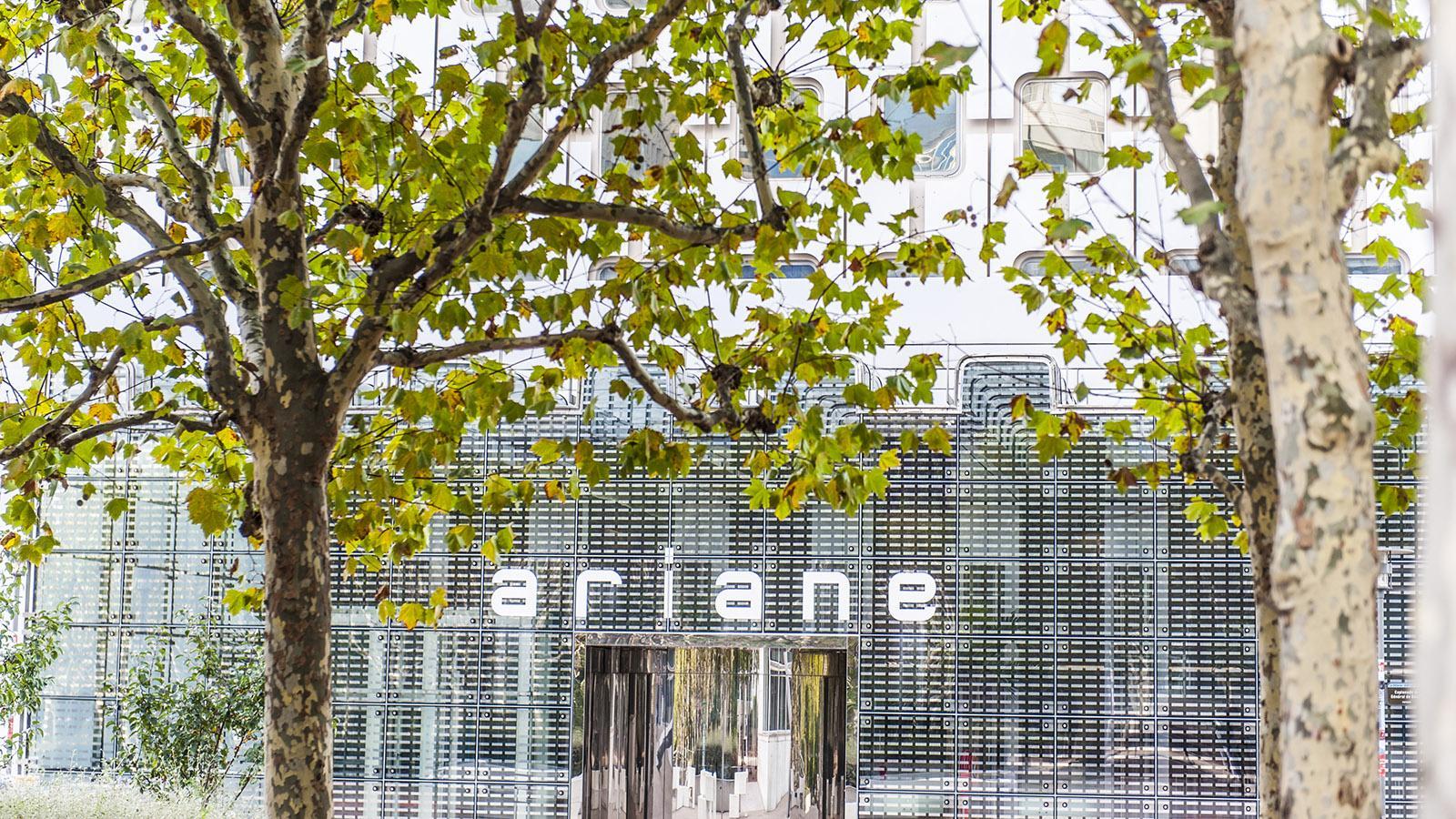 Kontrastreich: La Défense. Foto: Hilke Maunder