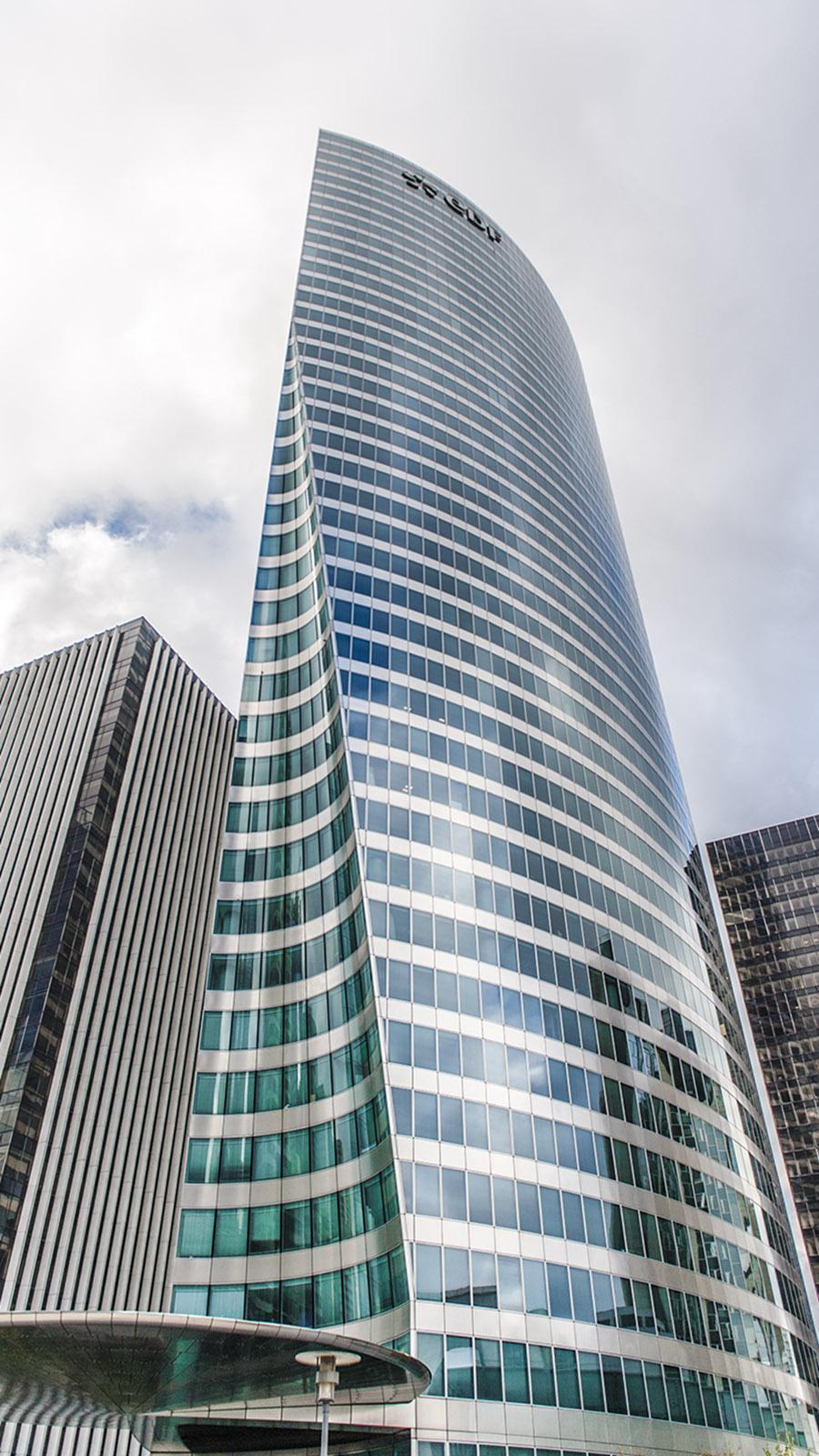 Immer mehr Wolkenkratzer wachsen in La Défense in den Himmel. Foto: Hilke Maunder