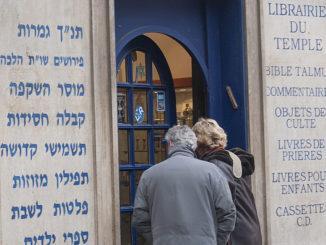 Die Librairie du Temple ist auf Judaica spezialisiert. Foto: Hilke Maunder