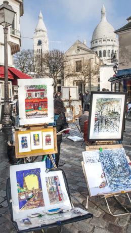F_Paris_Montmartre_Place du Tertre_2_credits_Hilke Maunder