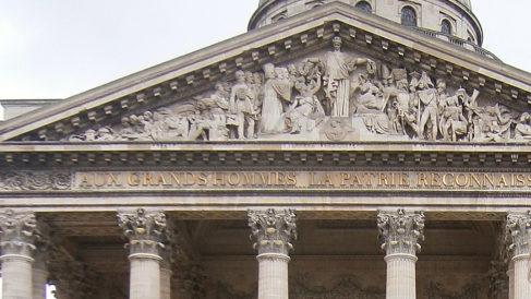 Das Pantheon von Paris. Credits_Hilke Maunder