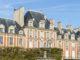 Der schönste Platz des Marais: die Place du Vosges. Foto: Hilke Maunder