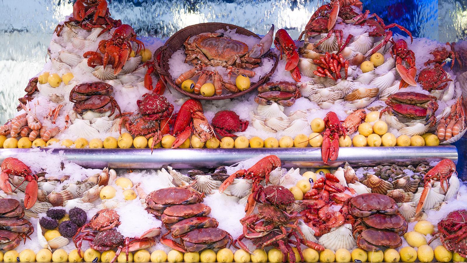 Die Bar à Huitres im Marais: ein Schlemmerparadies für Seafood-Fans. Foto: Hilke Maunder