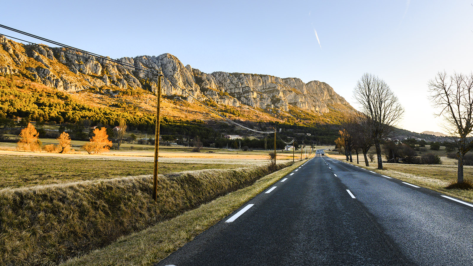 Haute-Provence: Die Route Napoléon bei Séranon. Foto: Hilke Maunder