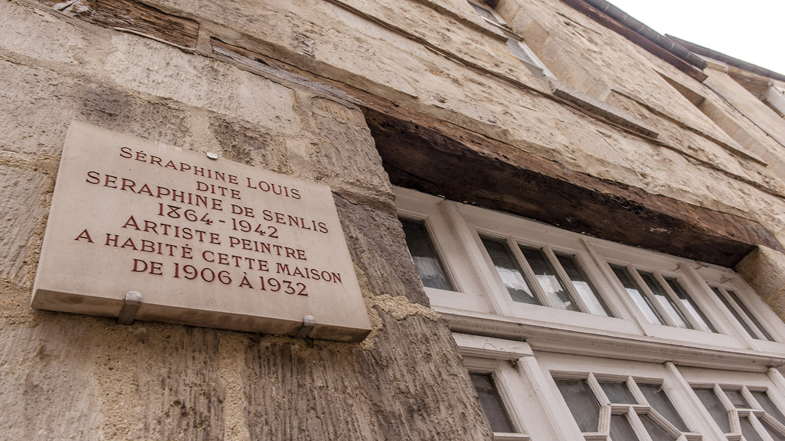 Hier lebte und arbeitete einst Séraphine de Senlis. Foto: Hilke Maunder