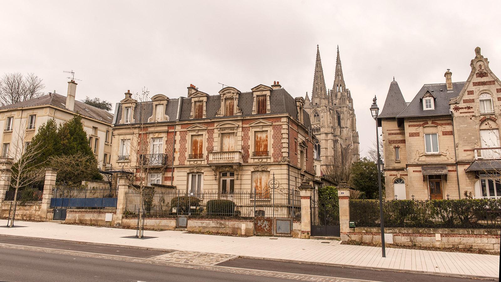 Der Boulevard Jeanne d'Arc mit gründerzeitlichen Alterssitzen. Foto: Hilke Maunder
