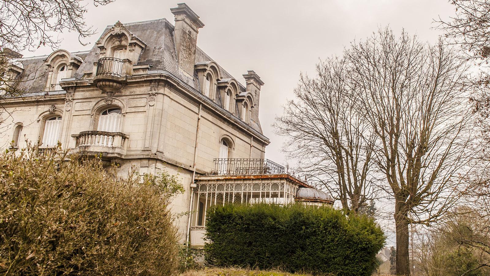 Abriss und Neubau: Immer mehr Gründerzeitvillen fallen der Abrissbirne zum Opfer. Auch solche wunderschöne Häuser... Foto: Hilke Maunder
