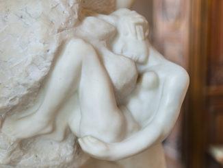 Marmor voller Sinnlichkeit: Die Skulpturen von August Rodin sind sinnlicher Ausdruck in Stein. Foto: Hilke Maunder