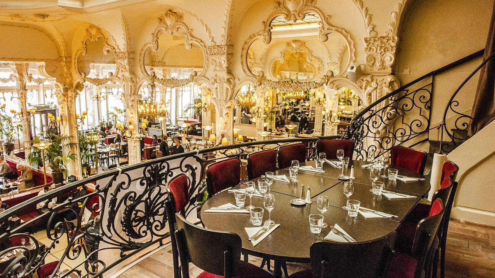 Auvergne: das Grand Café von Moulins. Foto: Hilke Maunder