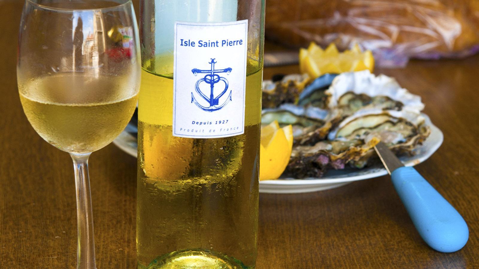 Seafood: Austern und Wein – ein perfektes Paar! Foto: Hilke Maunder
