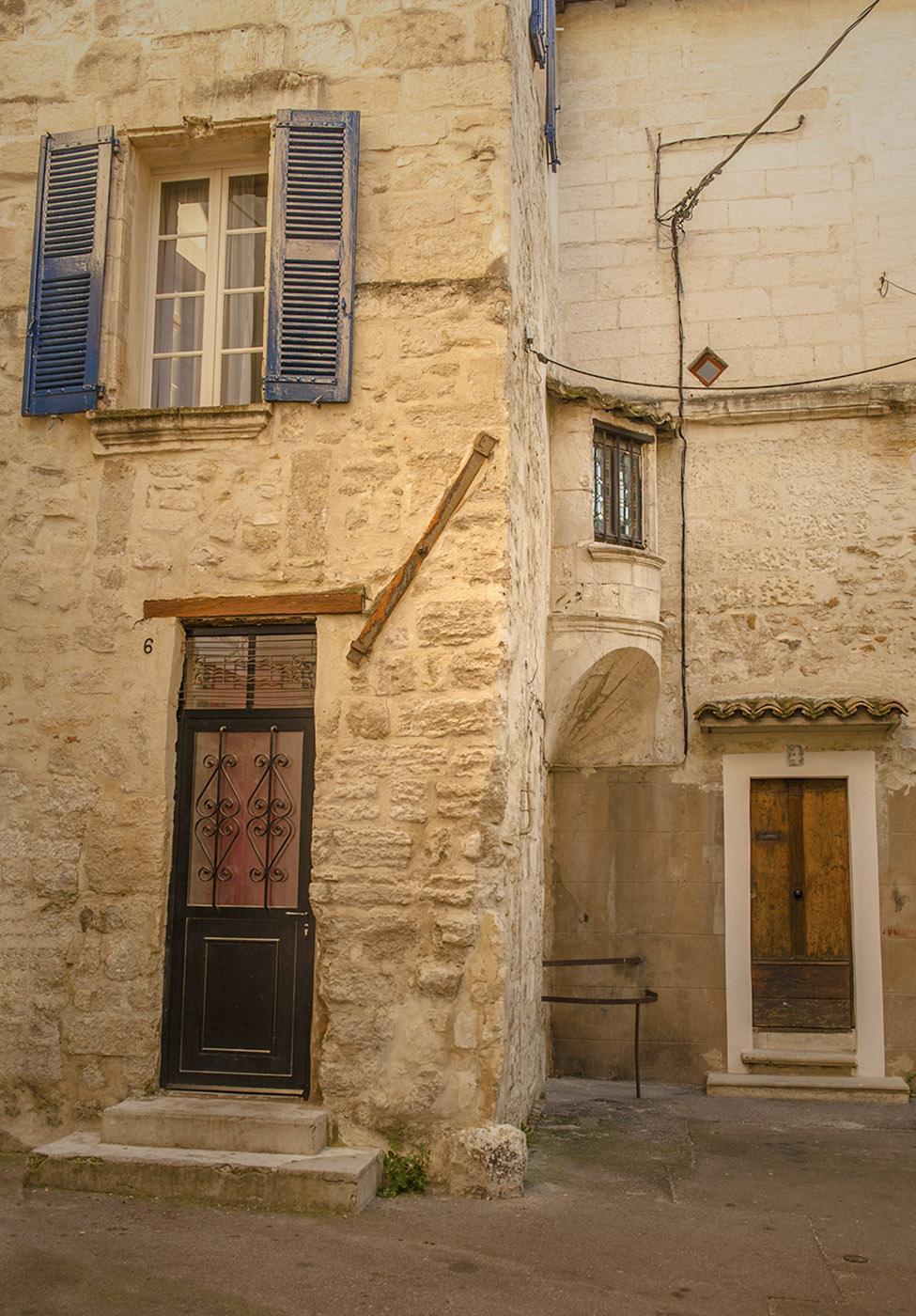 Avignon, Quartier des Carmes. Foto: Hilke Maunder