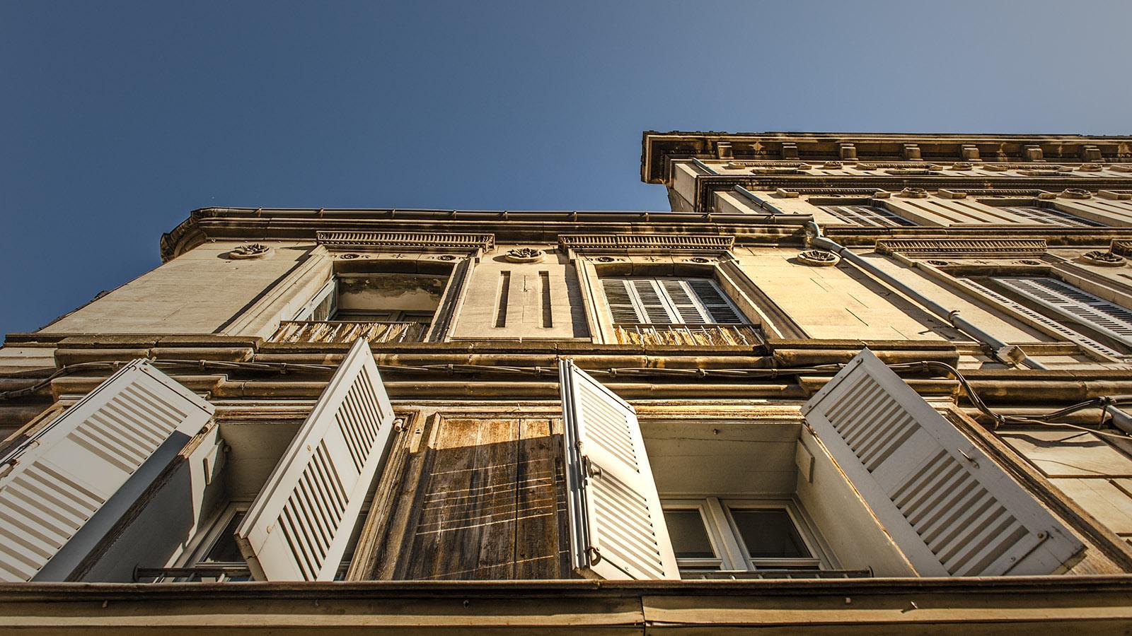 In der Altstadt von Avignon. Foto: Hilke Maunder