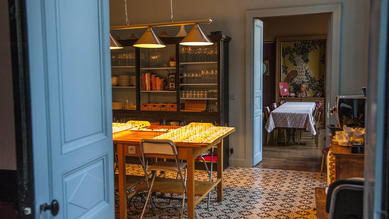 Die Pantry der Maison Fogasses. Foto: Hilke Maunder