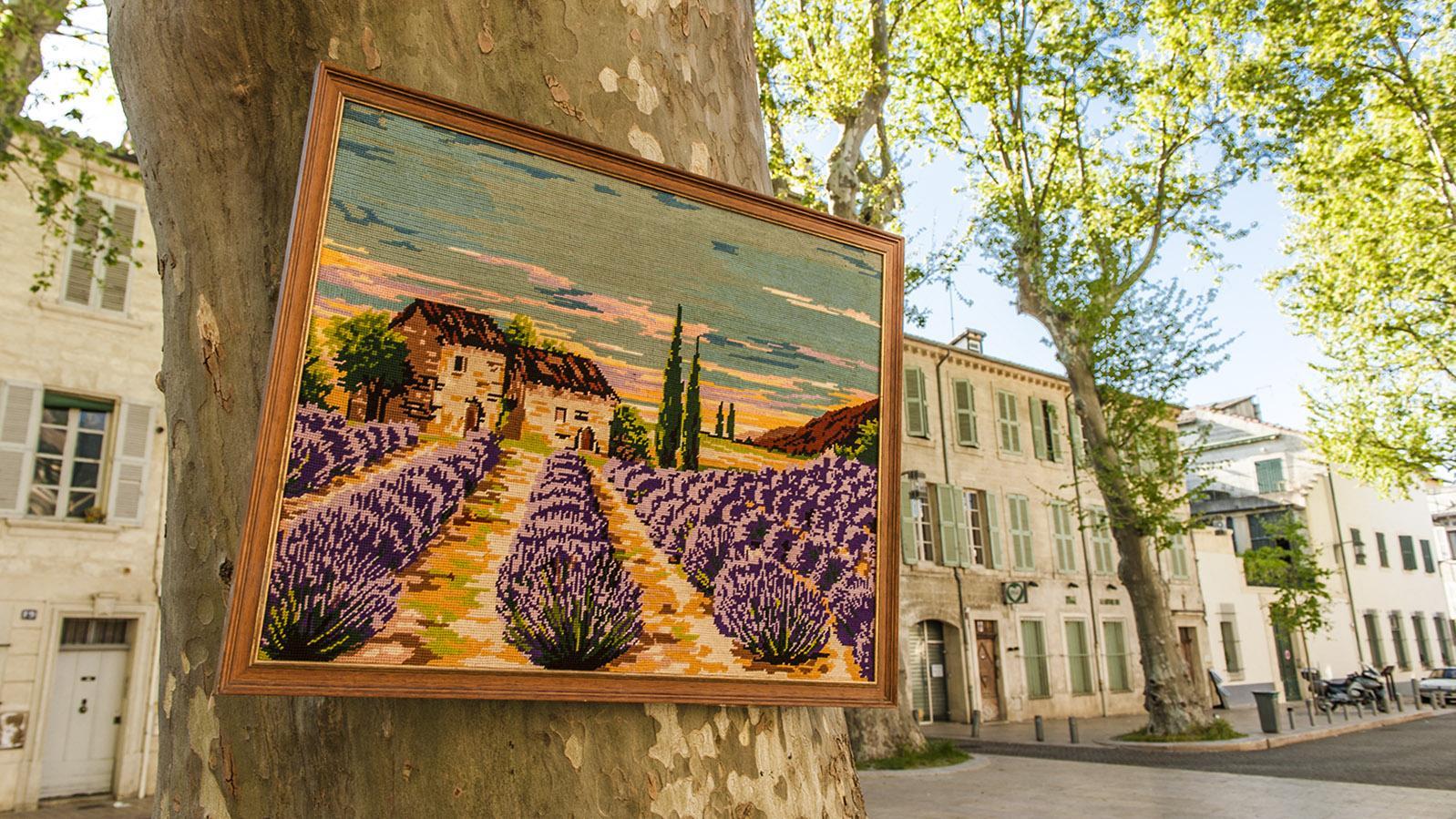 Die Place des Carmes lädt sonntags zum Trödeln. Foto: Hilke Maunder