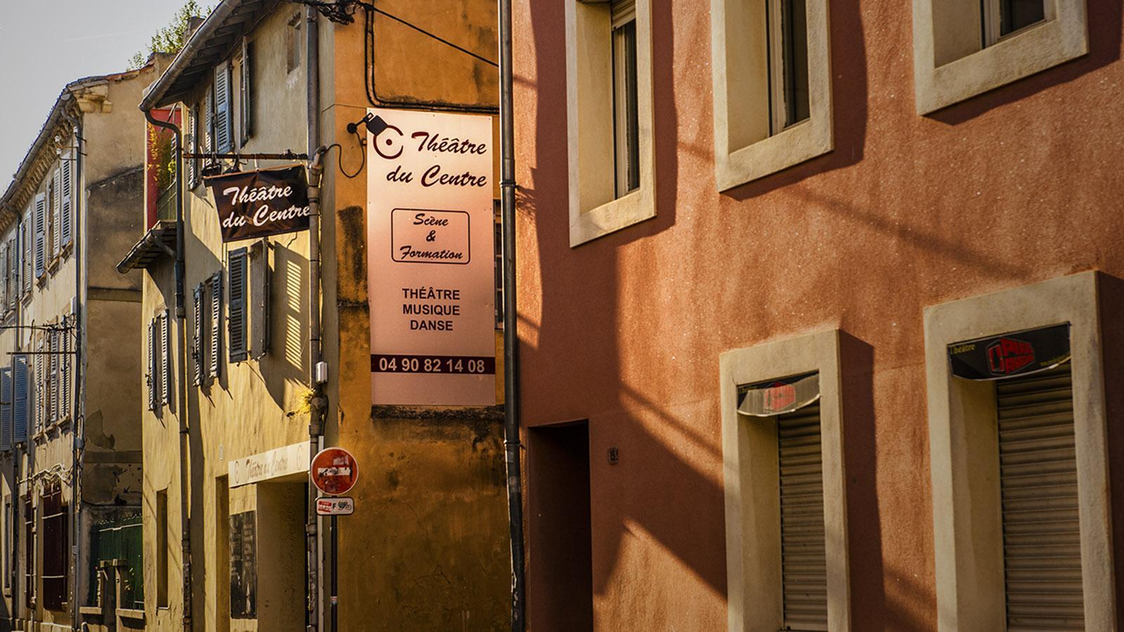 Das Théâtre du Centre findet ihr in der Rue Louis Pasteur. Foto: Hilke Maunder