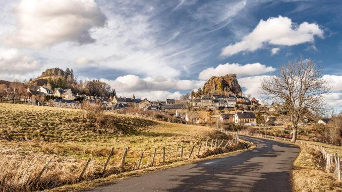Auvergne: Bei Apchon. Foto: Hilke Maunder