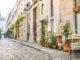 Paris: Ein Handwerkerhhof der Faubourg Saint-Antoine. Foto: Hilke Maunder
