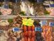 Was für eine Seafood-Auswahl! Foto: Hilke Maunder