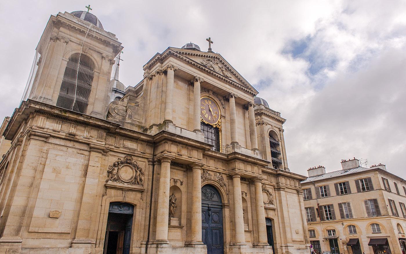 Die Église Notre-Dame. Foto: Hilke Maunder