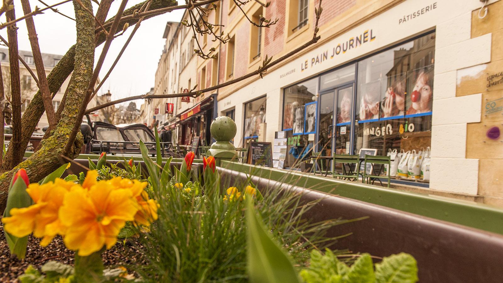 Place Charost: Der Frühling erhält Einzug! Foto: Hilke Maunder