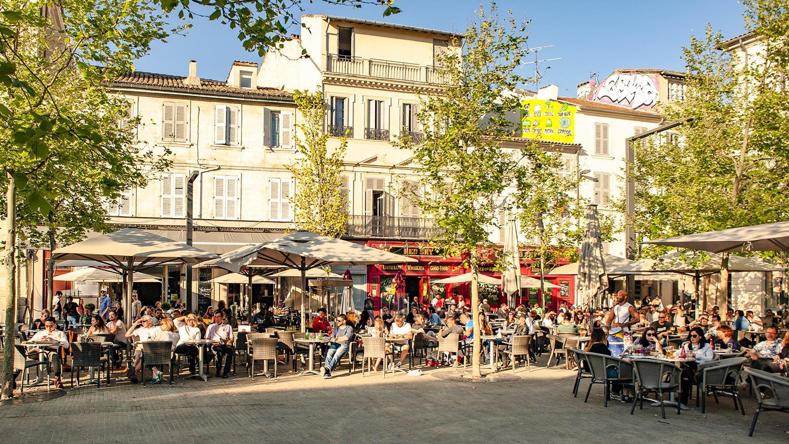 Avignon. Foto: Hilke Maunder