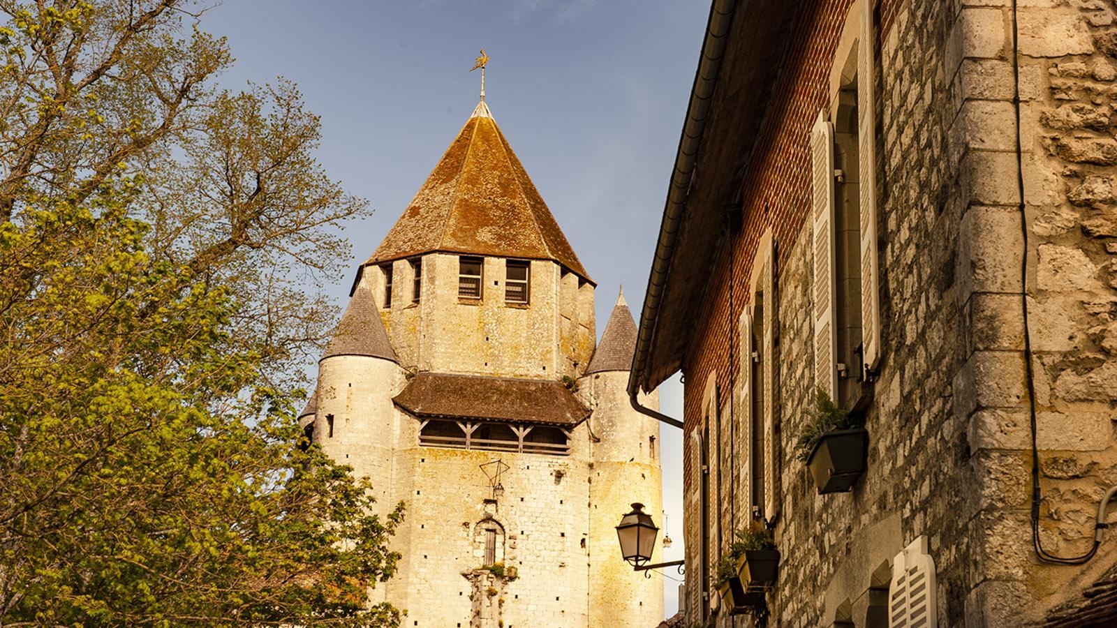 Die Tour César von Provins. Foto: Hilke Maunder