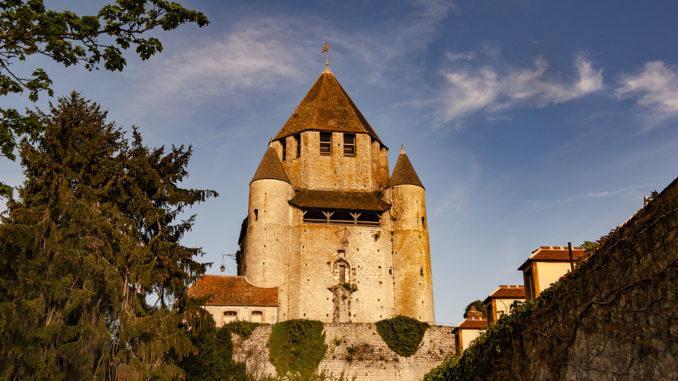Auf dem höchsten Punkt von Provins wurde die Tour César im 12. Jahrhundert errichtet. Foto: Hilke Maunder