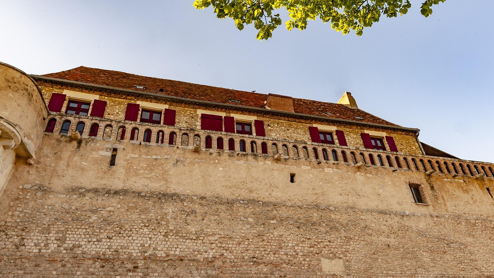De Reste der alten Befestigungsanlagen im Süden der Altstadt. Foto: Hilke Maunder