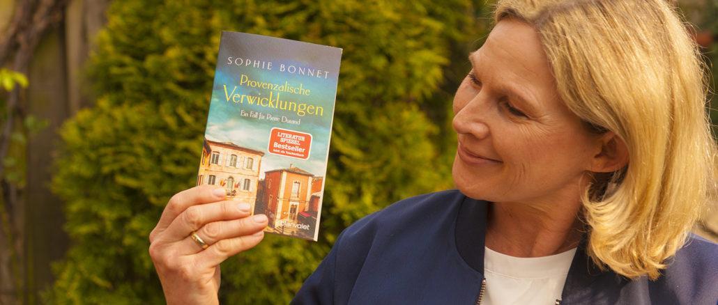 Mit diesem Krimi begann Sophie Bonnet ihre erfolgreiche Reihe. Foto: Hilke Maunder