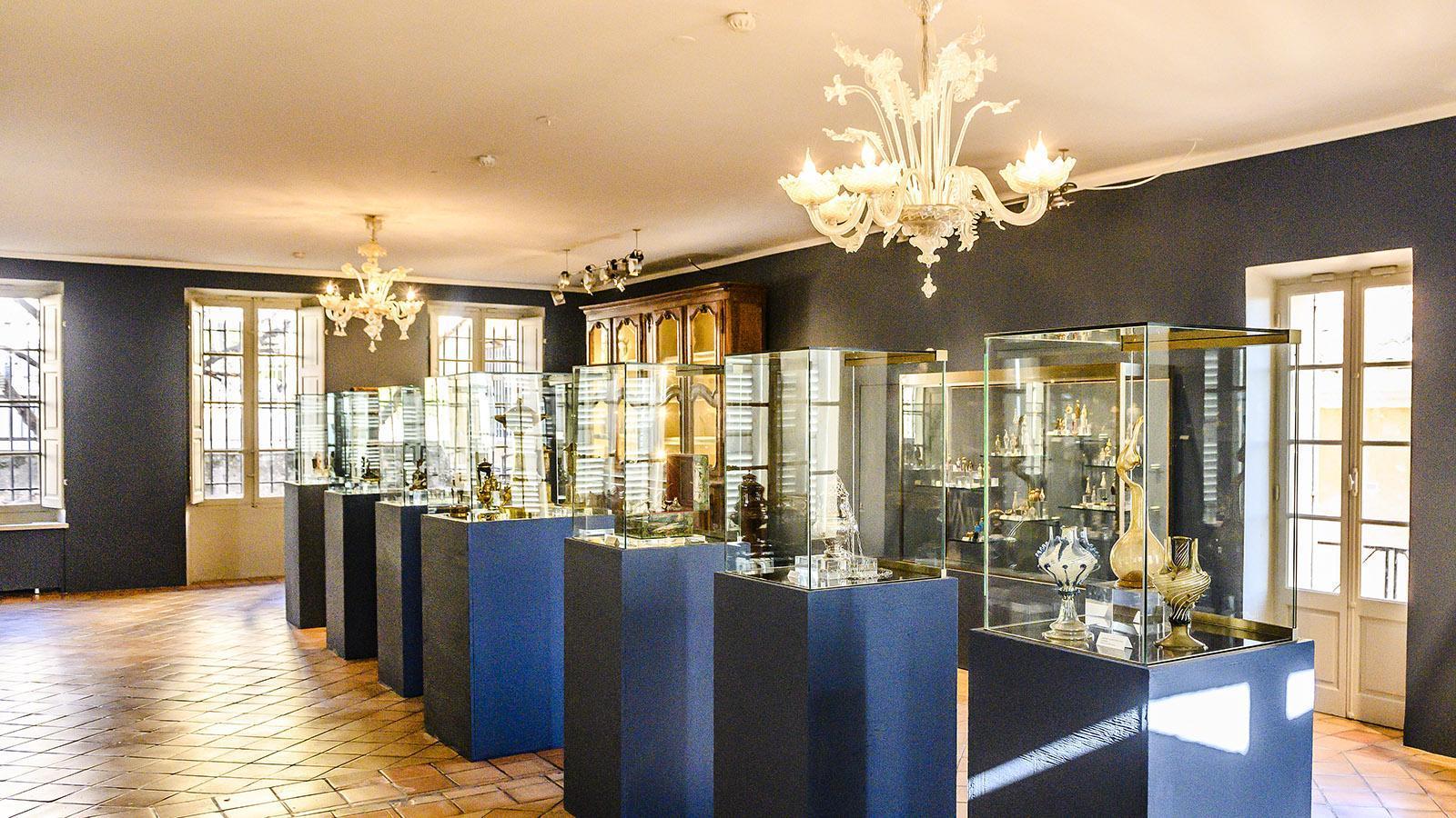 Grasse: im Parfümmuseum von Fragonard. Foto: Hilke Maunder