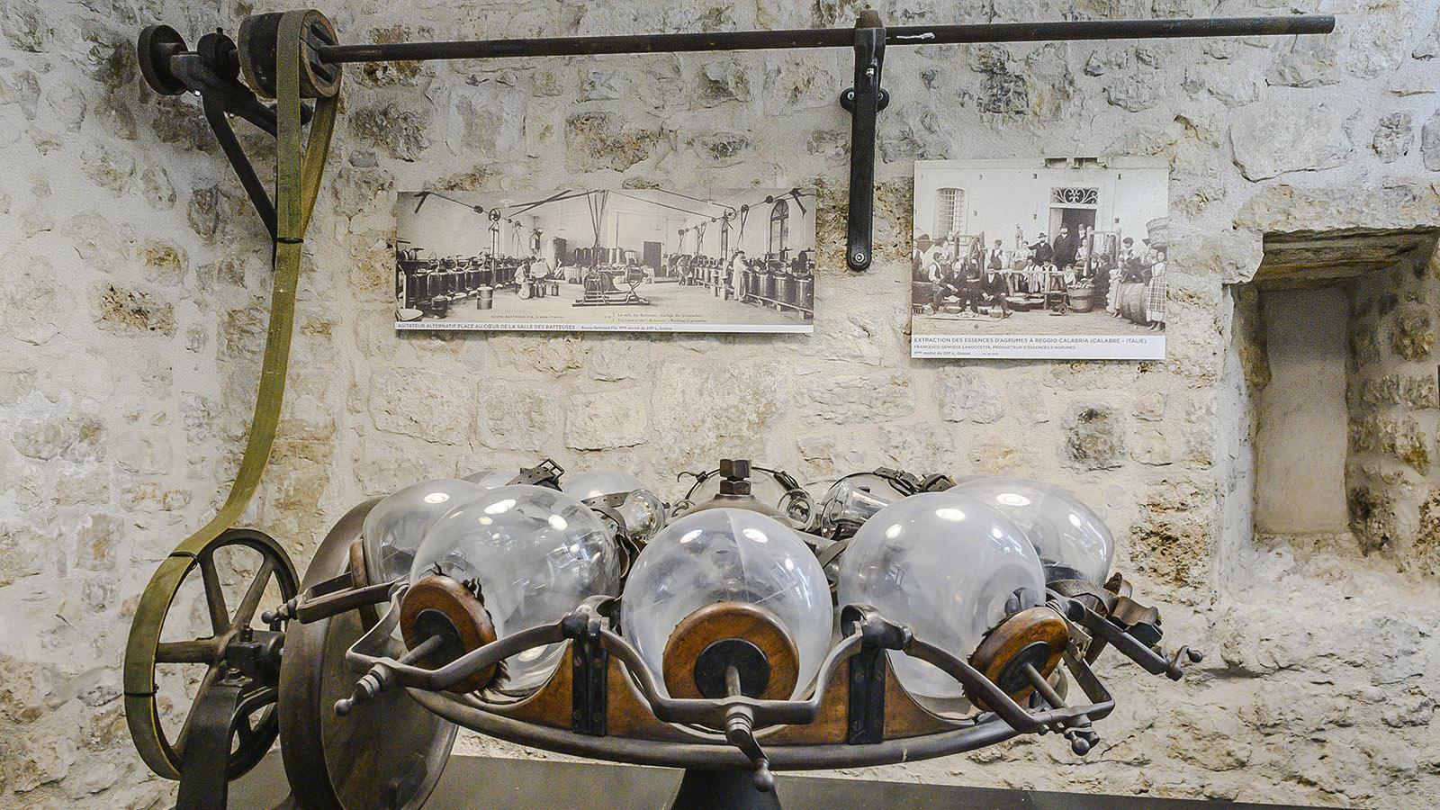 Grasse: Parfümeriemuseum