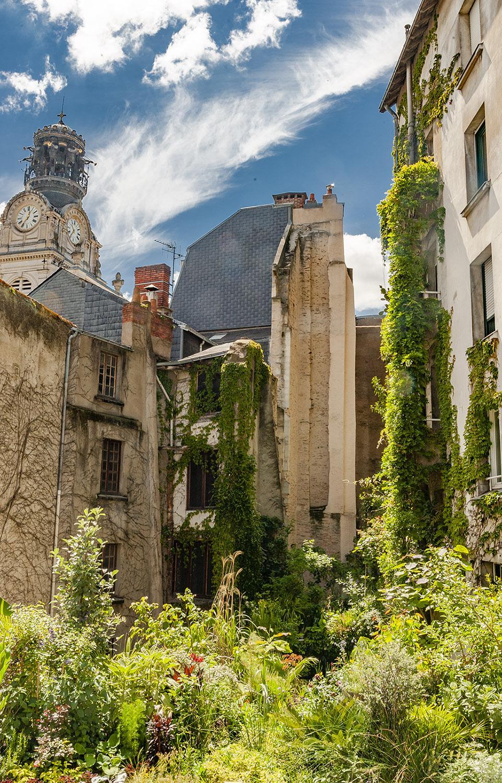 Voyage à Nantes: Jungle Intérieure. Foto: Hilke Maunder